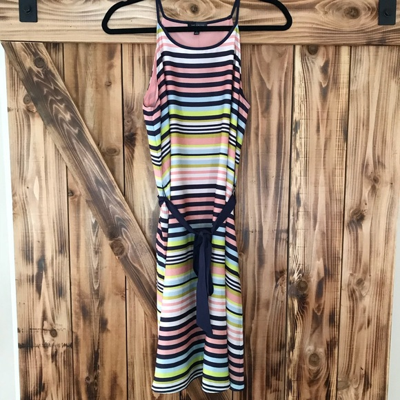 The Limited Dresses & Skirts - The Limited colorful Striped Dress
